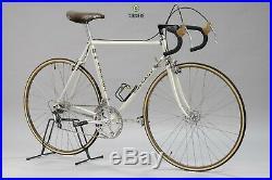 Colnago Super vintage road bike Campagnolo Super Record first gen Porta Catena