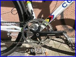 Colnago Team Mapei C40 C50 roadbike Campagnolo Carbon Record Dream Master Star