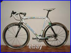 Colnago Team Mapei C40 Campagnolo Carbon Record world champion C50 NOT REPAINTED