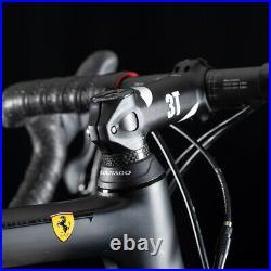 Colnago V1-r Ferrari Superbike Campagnolo Record ENVE Wheels Size 56