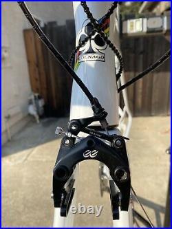 Colnago V1r Campagnolo Super Record DT180-ENVE 14.4lbs 52s Bike