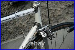 Colnago arabesque campagnolo super record italian steel eroica bike rauler 3ttt