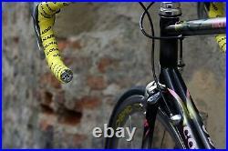 Colnago bititan campagnolo record 8s mavic cosmic italy steel vintage bike decor