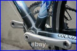 Colnago c40 campagnolo chorus 9 vintage italian bike mavic record bontrager itm