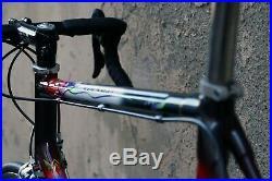 Colnago c40 campagnolo record titanium 10v vintage italian bike ernesto michelin