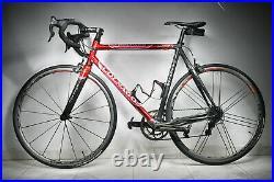Colnago c50 saronni red edition full campagnolo record 10sp shamal PERFECT