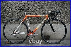 Colnago dream lux campagnolo record 9 italy vintage bike nucleon columbus altec