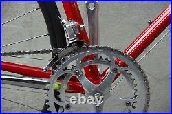 Colnago master campagnolo c record italy steel bike eroica vintage team ariostea