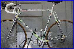Colnago master olympic campagnolo record 8v italy steel vintage bike campy