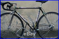 Colnago master olympic campagnolo record 8v steel bike vintage cycle steel italy
