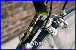 Colnago master olympic campagnolo record italy steel bike eroica vintage zonda