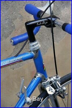 Colnago master panasonic campagnolo c record italian steel bike vintage eroica