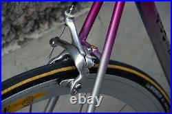 Colnago master più campagnolo record italy vintage cycle steel gipiemme tecno