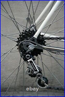 Colnago master retinata campagnolo super record italy steel bike eroica vintage