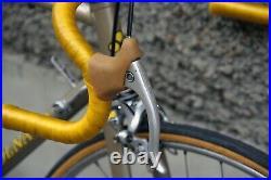 Colnago mexico 1975 campagnolo nuovo record italian steel bike eroica vintage 3t
