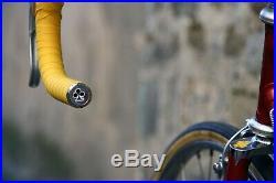 Colnago mexico 1975 campagnolo super record italian steel bike vintage eroica