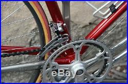 Colnago new mexico campagnolo super record italian steel bike vintage eroica
