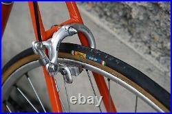 Colnago super 1968 campagnolo nuovo record italian steel bike eroica vintage 3t