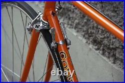 Colnago super 1972 campagnolo nuovo record italian steel bike eroica molteni