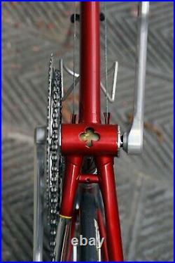 Colnago super 1972 campagnolo nuovo record italian steel bike eroica vintage