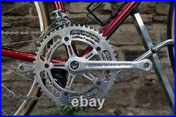 Colnago super campagnolo nuovo record italian steel bike vintage eroica