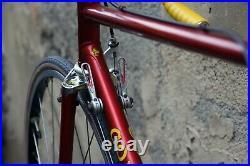 Colnago super campagnolo super record italian steel bike vintage eroica columbus