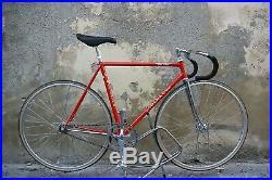Colnago super pista FCI campagnolo record track sheriff steel vintage bike italy