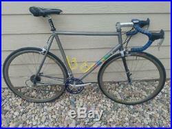 DEAN Titanium Road Bike Full Campagnolo Record! NR