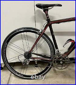 De Rosa King 50-52cm Carbon Bike Campagnolo Record Groupset New Campy Wheels