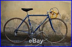 De rosa strada 1973 campagnolo nuovo record italy steel vintage bike eroica 3t