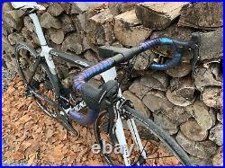 Demo Colnago C64 Carbon Road Bike Campagnolo Super Record 50s (54cm)