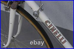 Early 60's Cinelli Speciale Corsa bike Campagnolo Nuovo Record, Supercorsa, SC