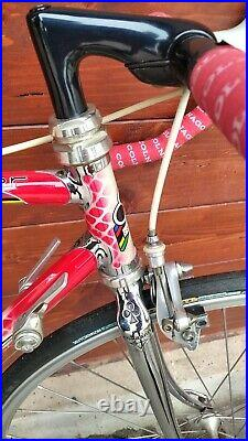 Early 80s Vintage Colnago Master 1st gen full campagnolo Chorus/C Record Athena