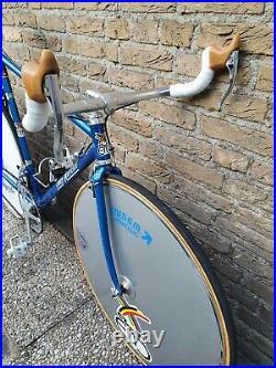 Eddy Merckx Chrono Aero Oval Tube, Campagnolo C / Super Record, Extremely Rare