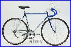 Eddy Merckx Corsa Extra 753 Campagnolo Record vintage steel bike size 53 cm