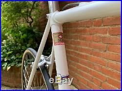 Eddy Merckx Corsa Extra, Campagnolo Super Record, 1980s L'Eroica NOS 55cm