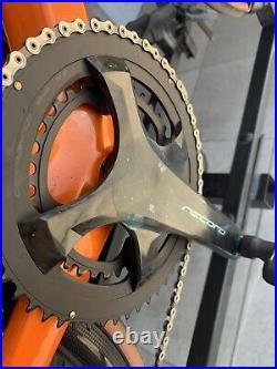 Eddy Merckx EM525 2019 Road Bike Performance X-Large Carbon Campagnolo Record 12