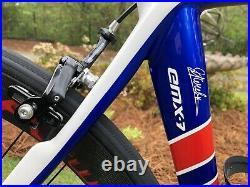 Eddy Merckx EMX-7 Quickstep Team Campagnolo Super Record 11 Bicycle
