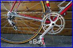 Eddy Merckx Professionnal Road Bike -1982- Full Campagnolo Super Record