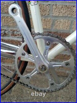 Eddy Merckx Track Pista Super Corsa Columbus Slx Njs Velodrome Campagnolo Record