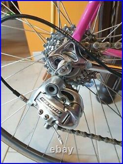 Frame VVGC Eddy Merckx team telekom campagnolo record titanium 9s mavic