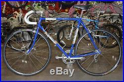 GIOS TORINO CAMPAGNOLO SUPER RECORD PANTOGRAPH VINTAGE BICYCLE 57cm