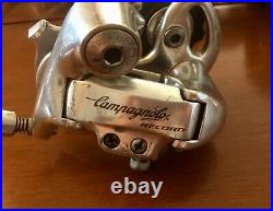 GROUPSET CAMPAGNOLO RECORD TITANIUM 8 speed vintage bike 90s brake gear shifters