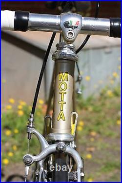 Gianni Motta Personal Campagnolo Super Record Gipiemme 3ttt Nisi 54cm Rennrad