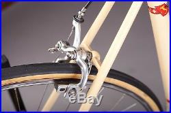 Gianni Motta Personal vintage road bike Eroica 54,5cm Campagnolo Super Record