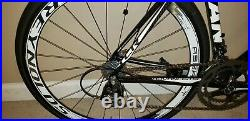 Giant TCR Advanced SL 0 Road Bike Large Carbon Campagnolo Super Record 11