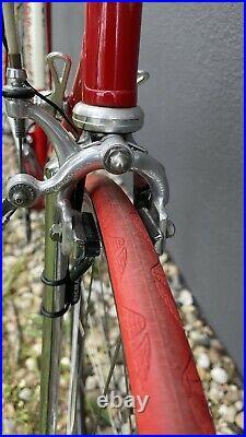 Gios Professional Rennrad Road Bike No Colnago Masi Cinelli Campagnolo Record