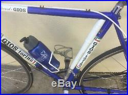 Gios Torino Classic Campagnolo Super Record Racing Bike 53cm