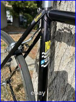 Greg Lemond Columbus TSX Road Bike Campagnolo C-record 55cm