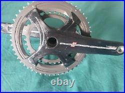 Guarnitura Campagnolo Super Record FC15 11 50-34 172,5 bike Crankset UltraTorque